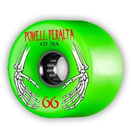 powell all terrain green 66mm 78a