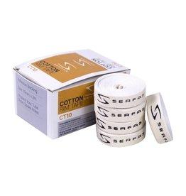 6-16 COTTON RIM TAPE 16MM - 10 ROLLS PER BOX