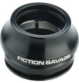 Fiction 7-18 Fiction Savage Headset Black