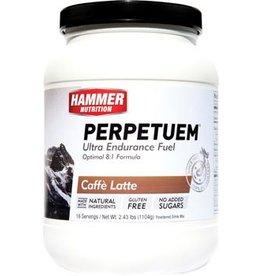 Hammer Nutrition 8-17 Hammer Perpetuem: Cafe Latte (with caffeine) 16 Servings