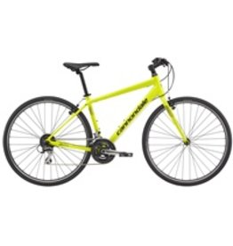 Cannondale 10-17 700 M Quick 7 NSP XL Extra Large Neon Spring