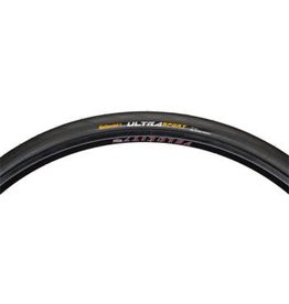 Continental 12-17 Continental Ultra Sport II Tire 27x1-1/8 Steel Bead Black