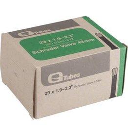 """Q-Tubes 2-18 Q-Tubes 29 x 1.9-2.3"""" 48mm Long Schrader Valve Tube"""