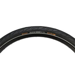 "Continental 10-18 Continental Ride City 26 x 1.75"" Tire: Black"