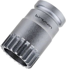"Birzman 6-18 Birzman Bottom Bracket Tool For ISIS and similar, 1/2"" Drive"