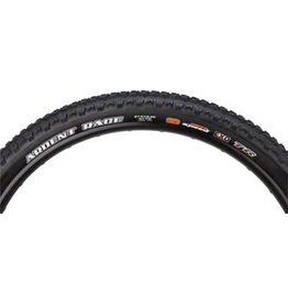 "Maxxis 6-18 Maxxis Ardent Race Tire: 27.5 x 2.35"", Folding, 120tpi, 3C, EXO, Tubeless Ready, Black"