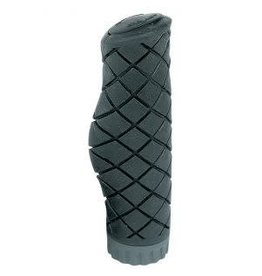 SERFAS 10-18 RX GRIP DUAL DENSITY GRIP - BLACK