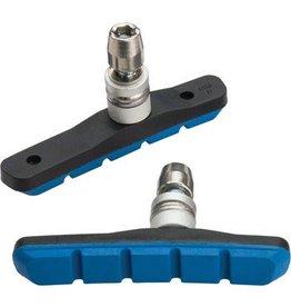 Jagwire 3-18 Jagwire Mountain Sport Brake Pads Threaded Post Blue