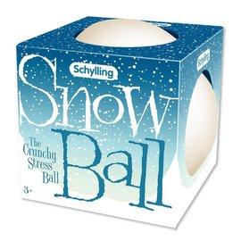 Schylling Snow Ball Crunchy Stress Ball