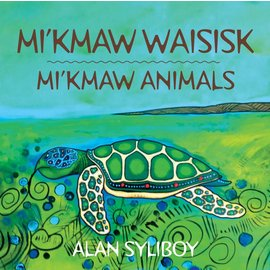 nimbus Mi'kmaw Animals Alan Syliboy