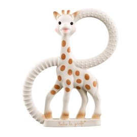 Sophie La Girafe So'Pure Teething Ring Soft Version