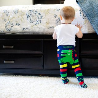 Zoocchini Legging & Sock Set Devin the Dinosaur