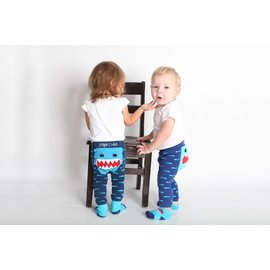 Zoocchini Legging & Sock Set Sherman the Shark