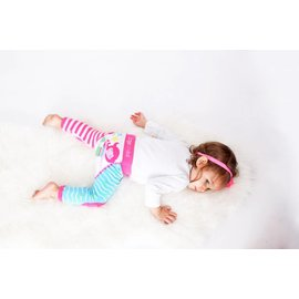 Zoocchini Legging & Sock Set Marietta the Mermaid