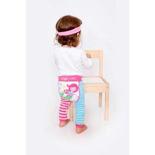 Zoocchini Legging & Sock Set Marietta the Mermaid