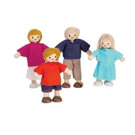 PlanToys Plan Toys Doll Family 5
