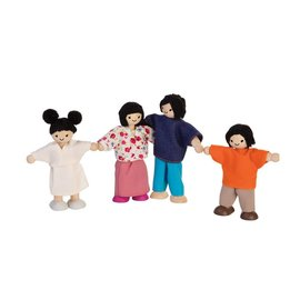 PlanToys Plan Toys Doll Family 1