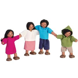 PlanToys Plan Toys Doll Family 2