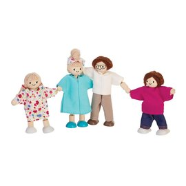 PlanToys Plan Toys Doll Family 4