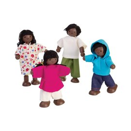 PlanToys Plan Toys Doll Family 3