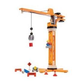 PlanToys Crane Set