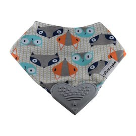 Urban Tyke Teether Bibs