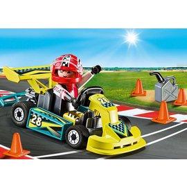 Playmobil Go-Kart Racing Carry Case