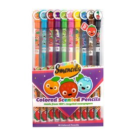 Scentco Colored Smencils 10-Pack