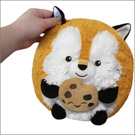 Squishables Mini Squishable Fox with a Cookie