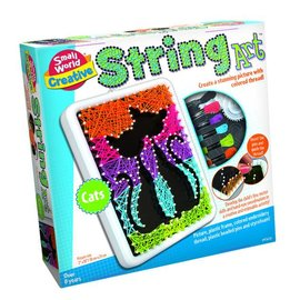 Small World Toys String Art Cats
