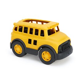 Don't Foreget These Wheely Good Items! Recycled Plastic School Bus