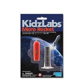 4M KidzLabs Micro Rocket