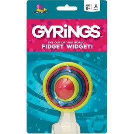 Brainwright GYRiNGS Fidget Widget