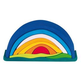 Gluckskafer Sunrise Set, Blue