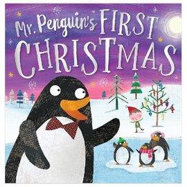 Mr Penguin's First Christmas