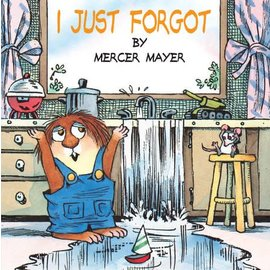Mercer Mayer I Just Forgot (Little Critter)