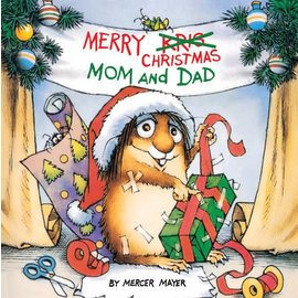 Mercer Mayer Merry Christmas Mom and Dad (Little Critter)
