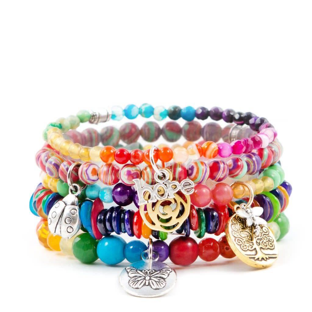 Chavez For Charity Kids Bracelet