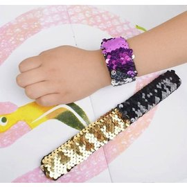 DHGate Mermaid Sequins Bracelet