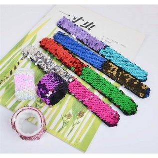 DHGate Mermaid Sequins Bracelet