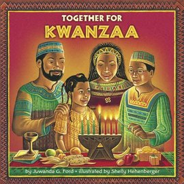 PenguinRandomHouse Together for Kwanzaa