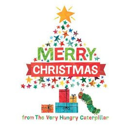 PenguinRandomHouse Merry Christmas from The Very Hungry Caterpillar