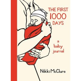 PenguinRandomHouse The First 1000 Days: A Baby Journal