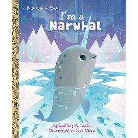 PenguinRandomHouse I'm a Narwhal