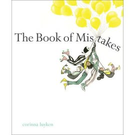 PenguinRandomHouse The Book of Mistakes