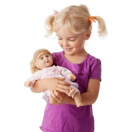 "Melissa & Doug Mine to Love - Natalie 12"" Baby Doll"