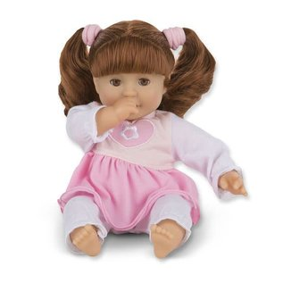 "Melissa & Doug Mine to Love - Brianna 12"" Baby Doll"