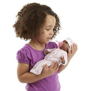 "Melissa & Doug Mine to Love - Gabrielle 12"" Baby Doll"
