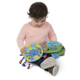 Melissa & Doug Soft Activity Book - Itsy-Bitsy Spider