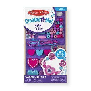 Melissa & Doug Created by Me! Heart Beads